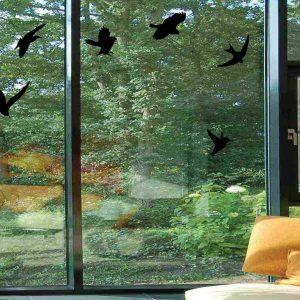 Vliegende vogeltjes (permanent)