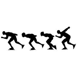 raamstickers-schaatsers